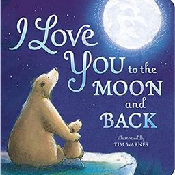 I Love You to the Moon and Back   Amazon (CA)