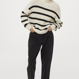 Polo-neck jumper | H&M (UK, IE, MY, IN, SG, PH, TW, HK)