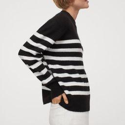 Fine-knit jumper | H&M (UK, IE, MY, IN, SG, PH, TW, HK)