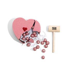 Butter Love & Hardwork Valentine's Day Breakable Chocolate Heart | Williams-Sonoma