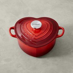Le Creuset Ennameled Cast Iron Heart, 2-Qt. | Williams-Sonoma