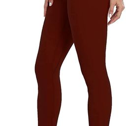 Hawthorn Athletic Essential Full Length Workout Leggings for Women High Waisted, Compression Yoga...   Amazon (US)
