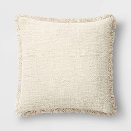 Throw Pillow with Fringe - Threshold™ | Target