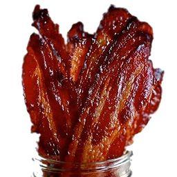 Brown Sugar Bacon Jerky Candied Bacon | Amazon (US)