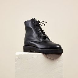 PARK BOOT, BLACK | Dear Frances