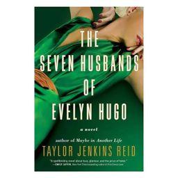 Seven Husbands of Evelyn Hugo -  by Taylor Jenkins Reid (Hardcover) | Target