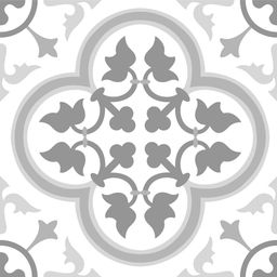 FloorPops 6 in. W x 6 in. L Grey Remy Peel and Stick Vinyl Tiles Sample (Covers 0.25 sq. ft.)   The Home Depot