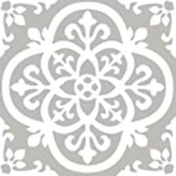 FloorPops FP2942 Medina Peel & Stick Floor tile, Grey, 10 Count   Amazon (US)
