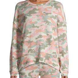 Secret Treasures Women's and Women's Plus Lounge Sweatshirt | Walmart (US)