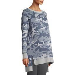 Time and Tru Women's Maternity Long Sleeve Tunic Top | Walmart (US)