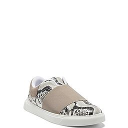 Maryenda Mixed-Material Sneaker   Vince Camuto
