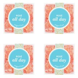sugarfina Rosé All Day Bear Set of 4 Candy Cubes | Nordstrom | Nordstrom