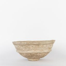 Paper Mache Crafted Bowl   McGee & Co.