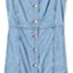 Levi's Women's Alisha Denim Dress, Way Back When, Medium   Amazon (US)