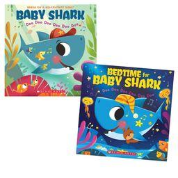 Baby Shark Book Set | Overstock