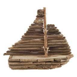 Fancy That Gift & Decor Collectibles and Figurines - Driftwood Sailboat Decor | Zulily