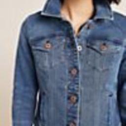 Pilcro Classic Denim Jacket   Anthropologie (US)