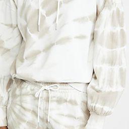 Eva Spiral Tie Dye Hoodie   Shopbop