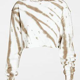 Cropped and Cool Sweatshirt   Shopbop