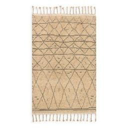 Magnolia Home by Joanna Gaines Tulum 8-Foot 6-Inch x 11-Foot 6-Inch Area Rug in Natural/Grey | Bed Bath & Beyond