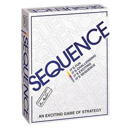 Jax SEQUENCE Board Game   Target