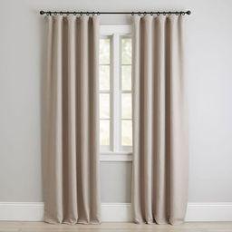 Emery Linen/Cotton Rod Pocket Curtain | Pottery Barn (US)