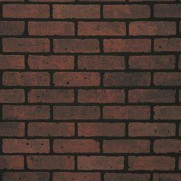 Embossed Red Brick Wall Panel | Lowe's