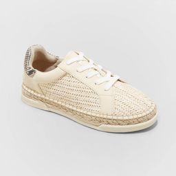 Womens Shaelyn Espadrille Sneakers - Universal Thread™ | Target