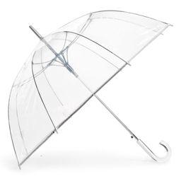 Auto Open Stick Clear Dome Umbrella   Nordstrom