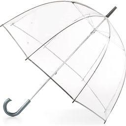 totes Women's Clear Bubble Umbrella   Amazon (US)