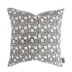 Clara Block Print Pillow Cover | McGee & Co.