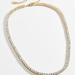 Bennett Crystal Tennis Necklace | BaubleBar (US)