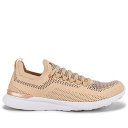 APL: Athletic Propulsion Labs TechLoom Breeze Sneaker in Beige. - size 6 (also in 10, 7.5, 8.5, 9)   Revolve Clothing (Global)