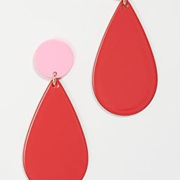 Happy Tears Earrings | Shopbop