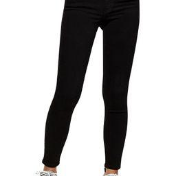 Jamie High Waist Black Jeans | Nordstrom
