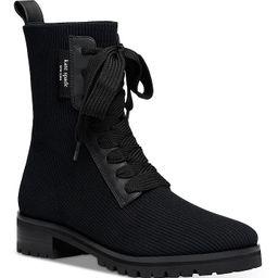 Women's Merigue Knit Combat Boots | Bloomingdale's (US)