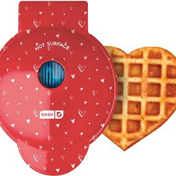 Dash DMWH100HP Machine for Individual, Paninis, Hash Browns, other Mini waffle maker, 4 inch, Red...   Amazon (CA)