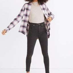 """11"""" High-Rise Skinny Jeans in Lunar Wash 