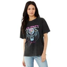 Scoop Women's Journey Departure Crewneck Boyfriend T-Shirt | Walmart (US)