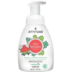 ATTITUDE Little Leaves Foaming Hand Soap Watermelon & Coconut | Well.ca