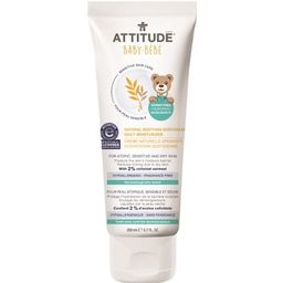 ATTITUDE Natural Soothing Body Cream Daily Moisturizer for Babies | Well.ca