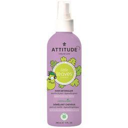 ATTITUDE Little Leaves Hair Detangler Vanilla & Pear | Well.ca