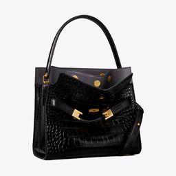 Lee Radziwill Small Double Bag $1,098 | Tory Burch (US)