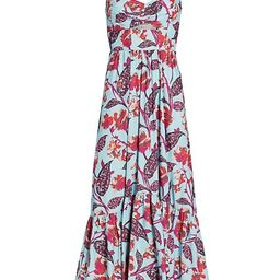 A.L.C.   Emilia Printed Cotton Maxi Dress    4.6 out of 5 Customer Rating   Saks Fifth Avenue