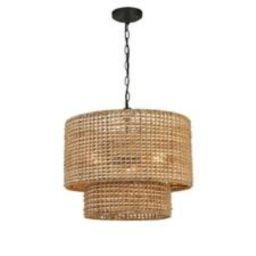 Pendant Light Black Traditional Drum Adjustable Chain Lighting Dimmable Function | eBay | eBay US