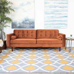 "Abberton 84.5"" Wide Square Arm Sofa | Wayfair North America"