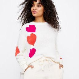 Lou & Grey Heart Sweater   LOFT