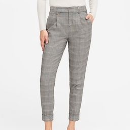 High-Rise Tapered Cropped Pant | Banana Republic (US)