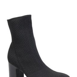 Meggs Knit Block Heel Sock Boot | Nordstrom Rack