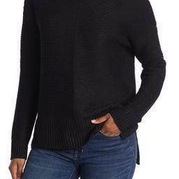 Mock Neck Cool Girl Tunic Sweater | Nordstrom Rack